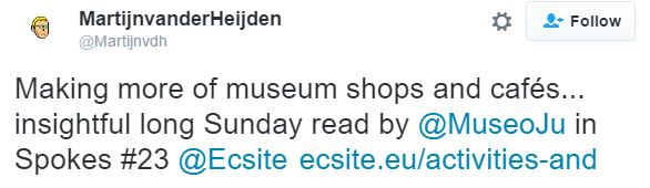 @Martijnvdh @MuseoJu @Ecsite tweet about the cash cows article