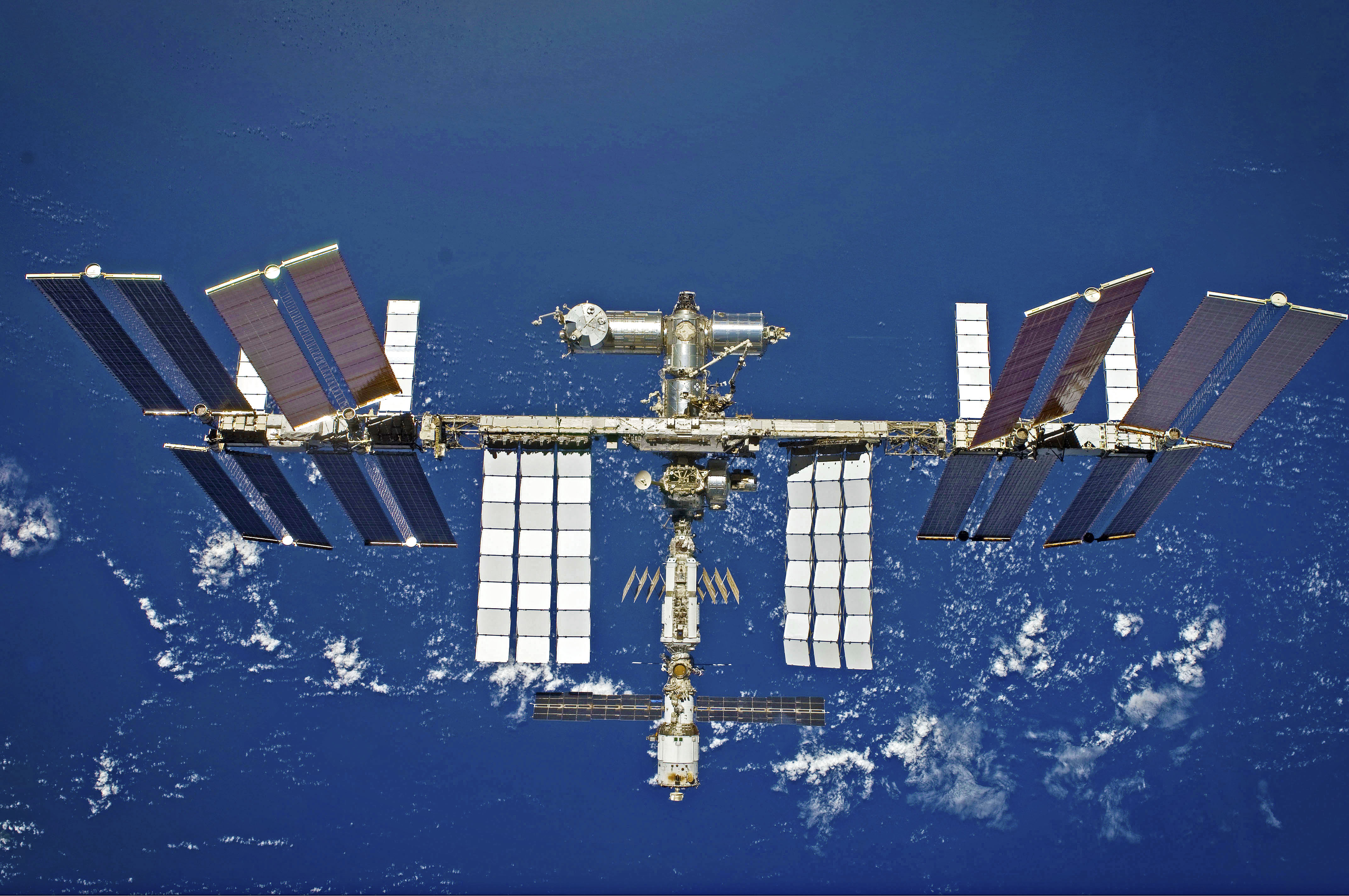 us space station - HD4288×2849