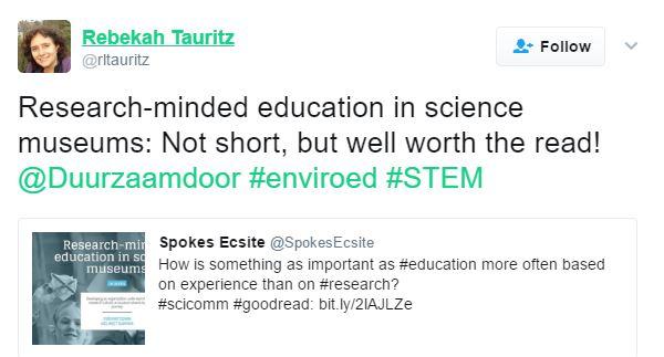 tweet research spokes 27