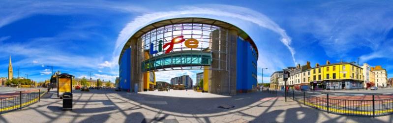 International Centre for life newcastle
