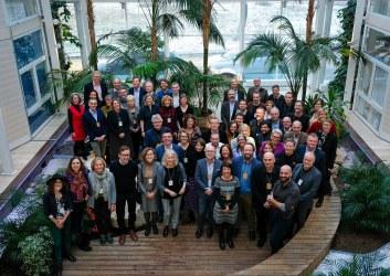 Participants of the 2019 Directors Forum in Trondheim, Norway.