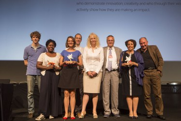 Mariano Gago Ecsite Awards - 2017 winners, Ecsite Annual Conference, 15 June 2017