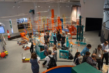 Submit your application for touring exhibitions and project showcase