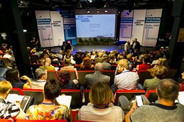 The Ecsite conference at Experimentarium