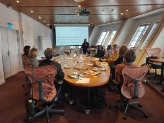 Members were chosen at the Ecsite Board meeting on 28 February