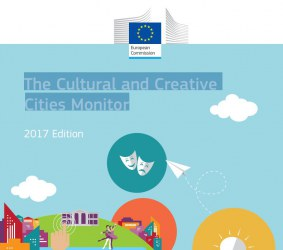 The Cultural and Creative Cities Monitor 2017 - Cover
