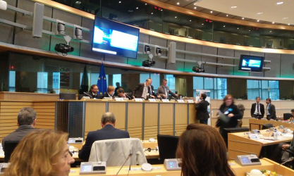 sea for society_moving towards a blue society_parliament event