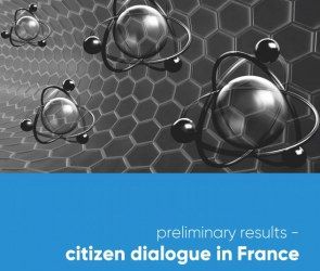 preliminary results - citizen dialogue in France