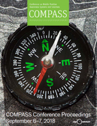 COMPASS Conference Proceedings