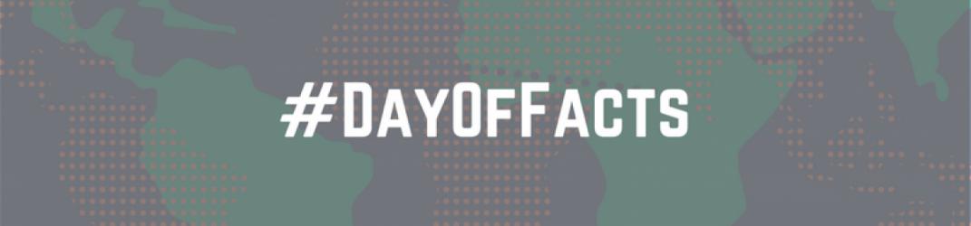 #DayofFacts banner
