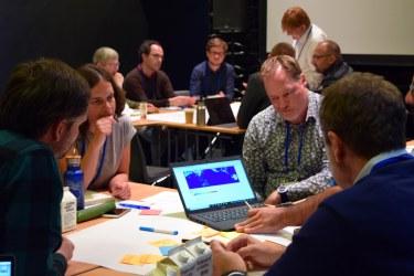 Ecsite Space Group pre-conference workshop, 5 June 2019, Copenhagen, Denmark