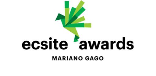 Mariano Gago Ecsite Awards - logo