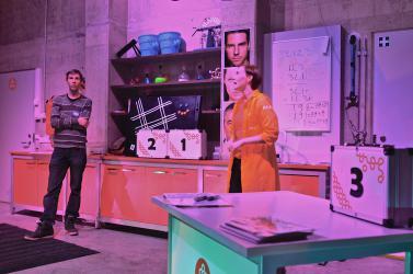 AHHAA Science Centre (Tartu, Estonia) Photo by Tõnis Rüütli