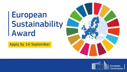 European Sustainability Award. Picture: European Commission