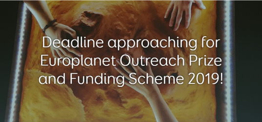 Europlanet banner Deadline