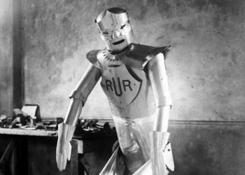 Eric, the UK's first robot