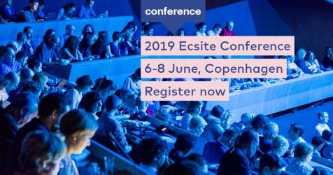 Join 1,100+ scicomm professionals at #Ecsite2019