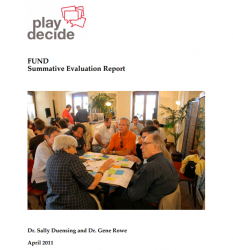 FUND Summative Evaluation Report Cover