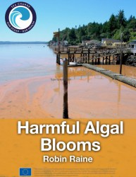 Cover page, Harmful Algal Bloom by Robin Raine