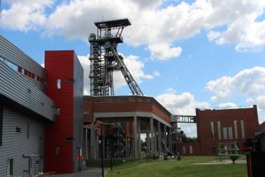 The Pass (Parc d'aventures scientifiques) in Frameries, Belgium