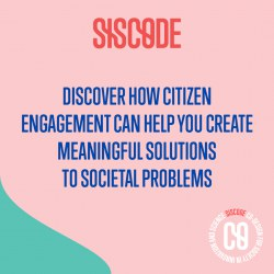 Discover how citizen engagement can help you create meaningful solutions to societal problems