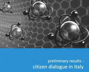 Preliminary results - dialogue in Italy - nano2all