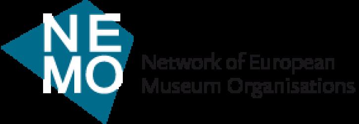 Network of European Museum Organisations logo