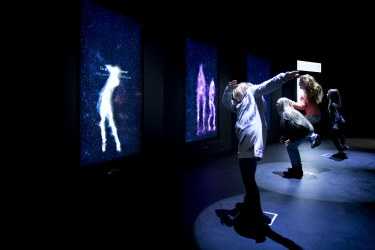 """""""Made in Space"""" - a new inclusive exhibition about astrophysics"""