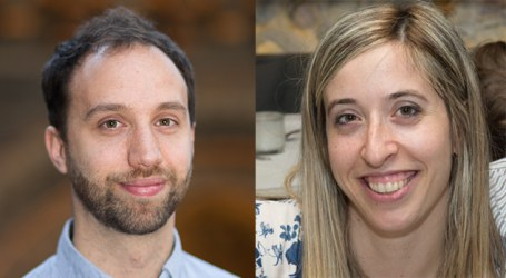 Raphael Chanay and Aliki Giannakopoulou, new Spokes Editorial Committee members