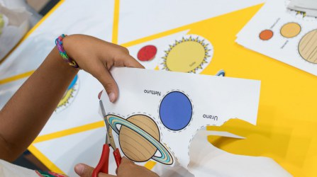 5 STEM Space activities, resources and lessons. Photo: University of Central Florida