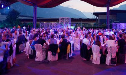 Gala Dinner at #Ecsite2015