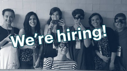 Ecsite is hiring a new project manager