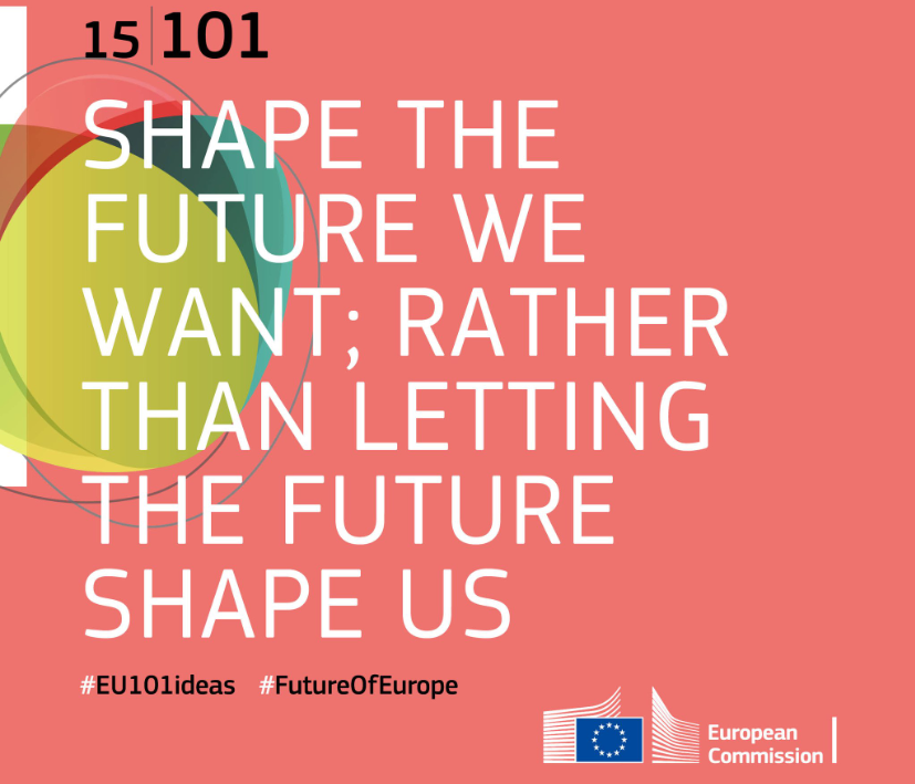 101 Ideas Report. Credits: European Union