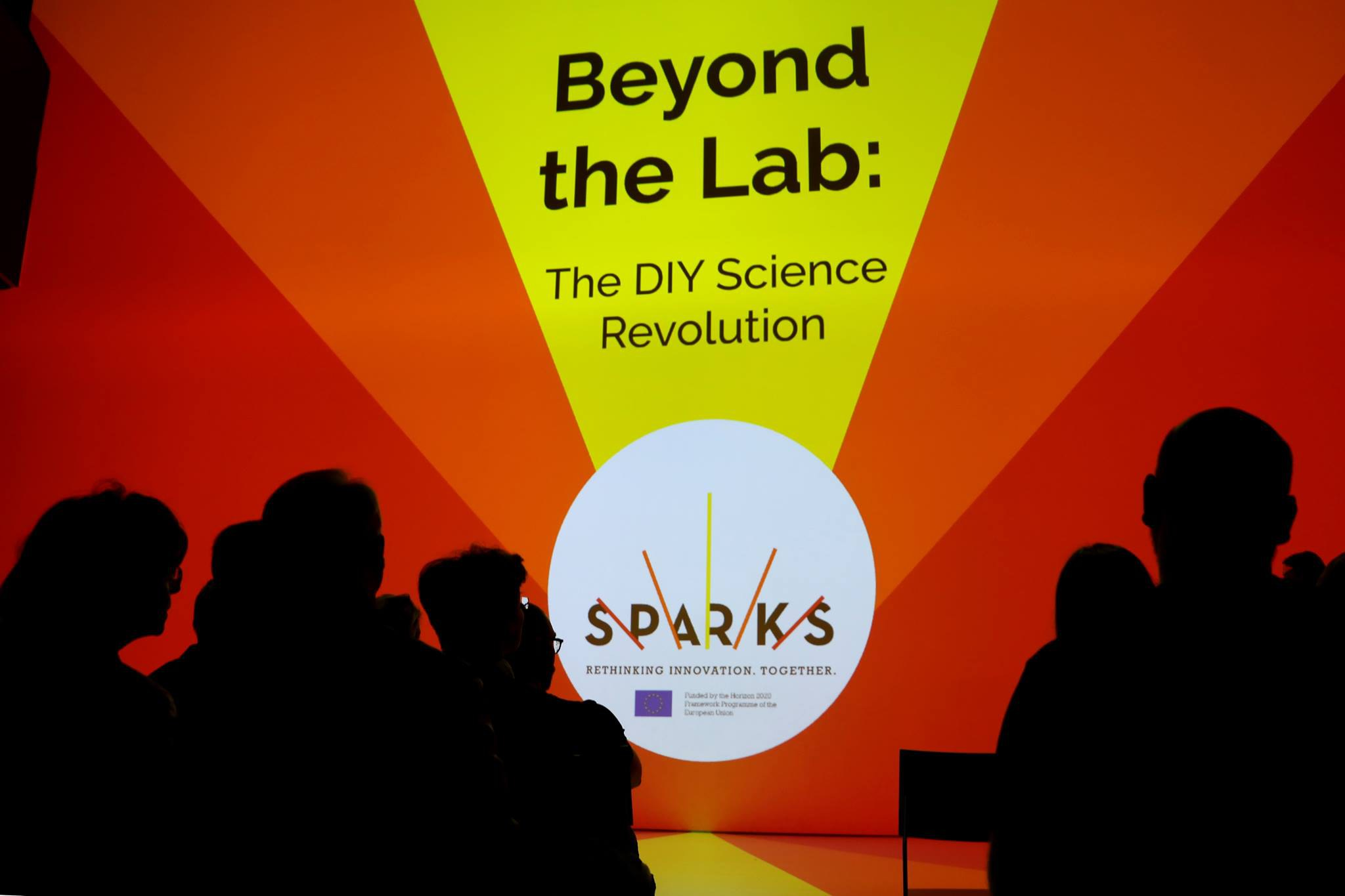 Beyond the Lab exhibition opening at Ars Electronica