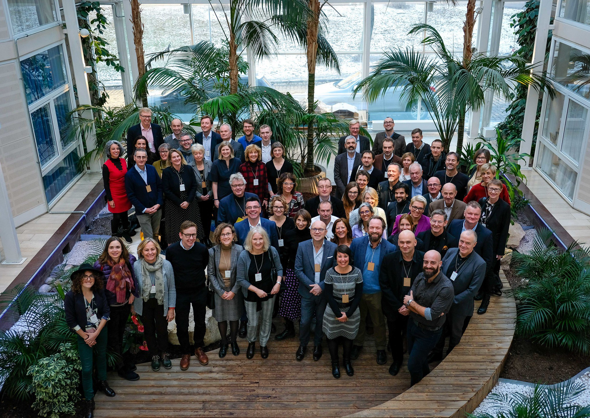 Participants of the 2019 Directors Forum in Trondheim, Norway.