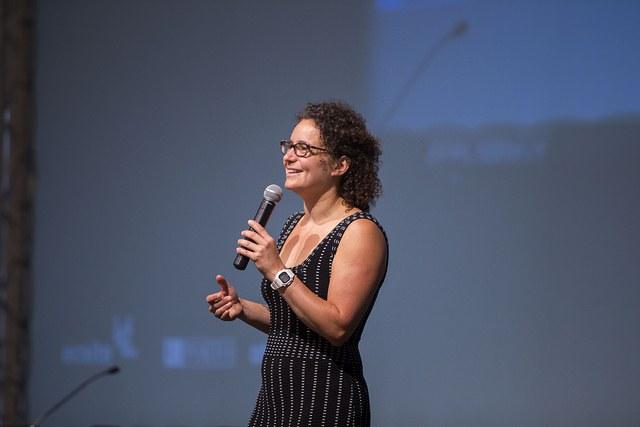 Nina Simon keynote speech at the 2017 Ecsite Annual Conference, Porto, Portugal. 17 June