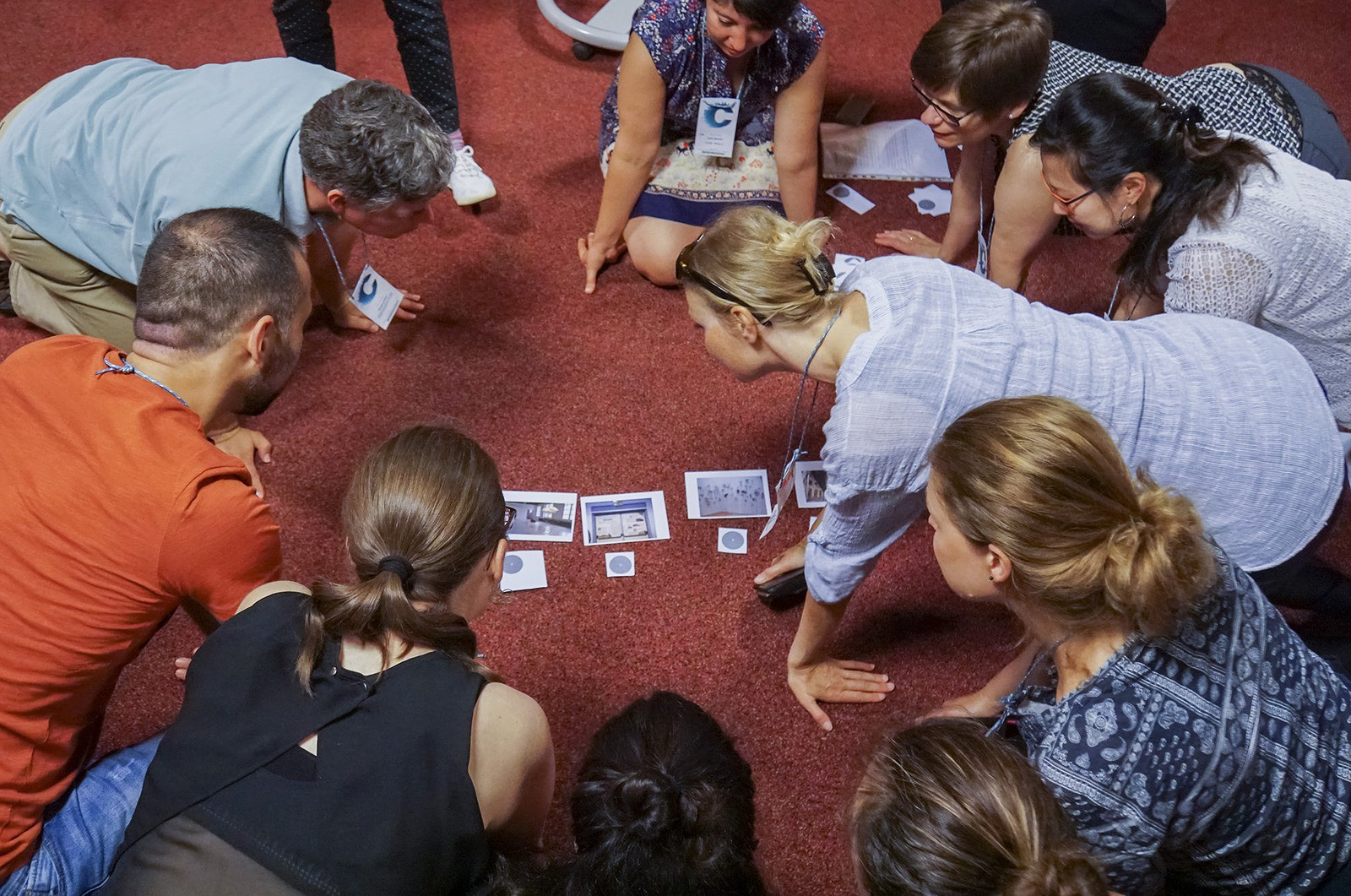 Session at the #Ecsite2018 conference in Geneva, Switzerland. (C)Ecsite-MuseumGeneve_Philippe_Wagneur