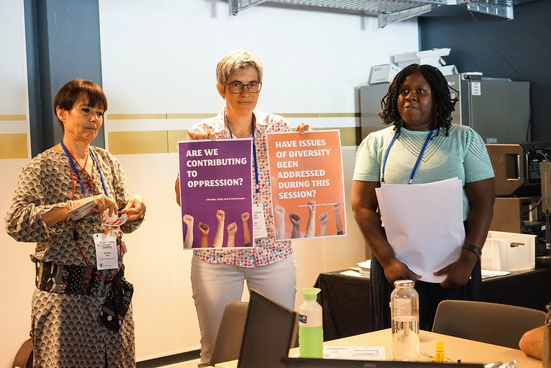 'Social inclusion, equity and diversity: Organisational change' pre-conference workshop at the 2019 Ecsite Conference