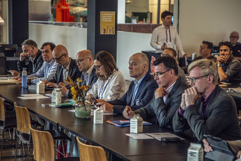 Annual General Meeting at the 2019 Ecsite Conference in Copenhagen, Denmark_Copyright Ecsite / Experimentarium / Photographer: David Trood