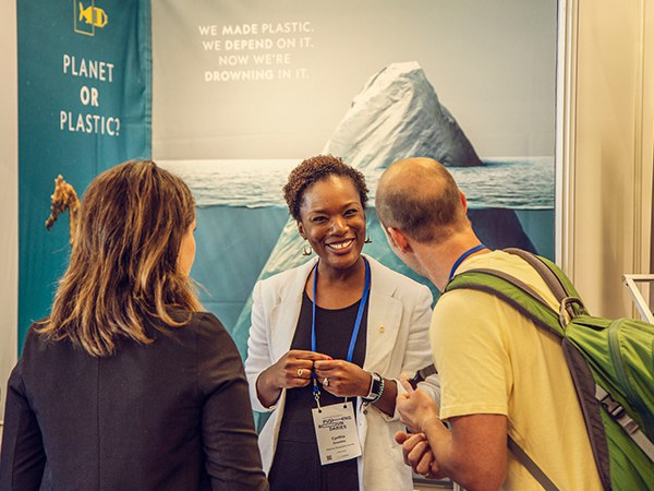 #Ecsite2019 Business Bistro. Credit: Ecsite/Experimentarium. Photographer: David Trood