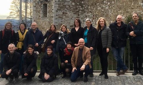 The Programme Committee met at Ljubljana to plan #Ecsite2020