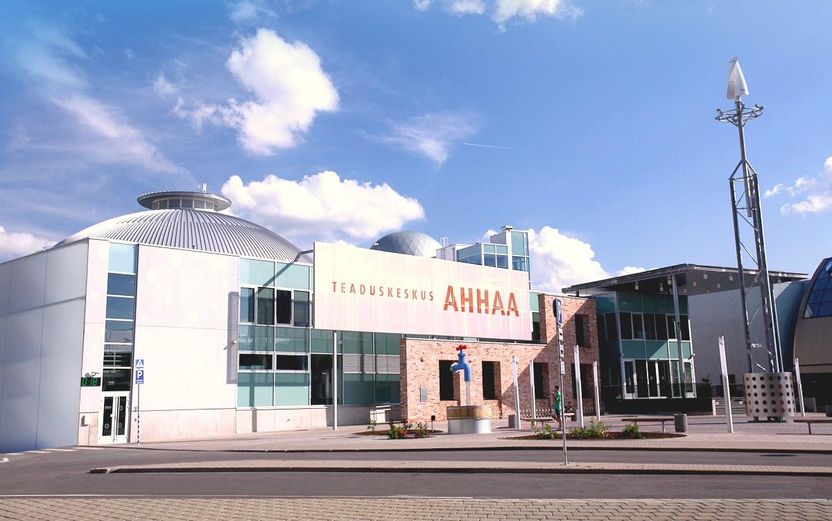 AHHAA, Tartu, Estonia, one of the organisations taking part in Ecsite Move