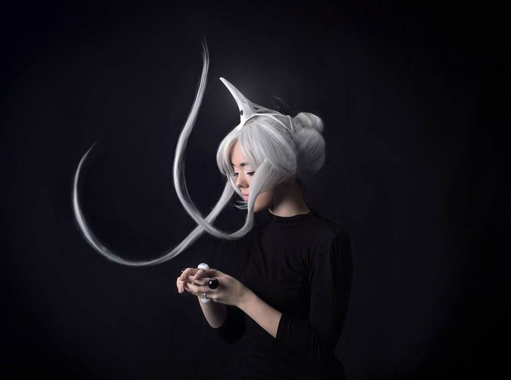 Agent Unicorn by Anouk Wipprecht © Marije Dijkema