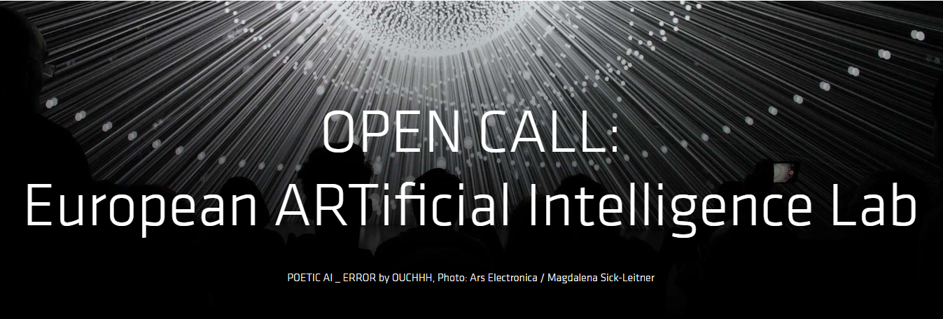 Art residency on Artificial Intelligence