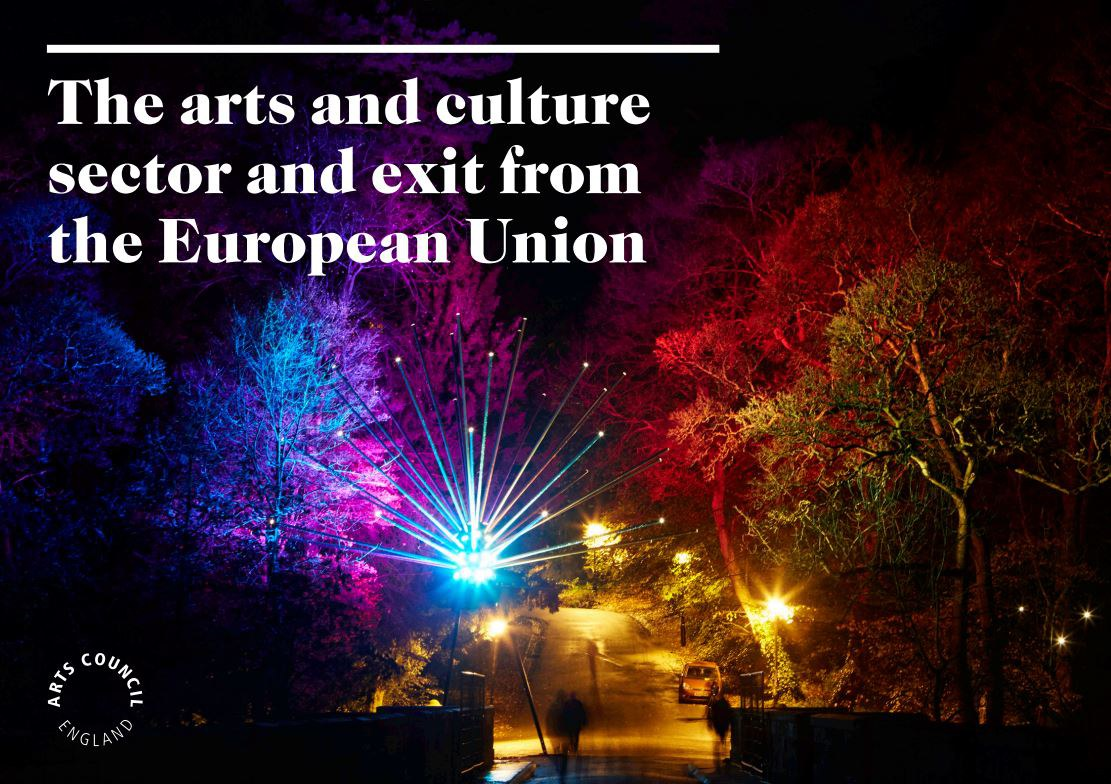 Findings from the Arts Council's survey of the arts and cultural sector