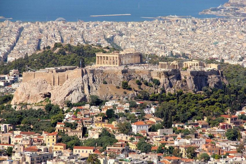 Athens (Greece). Image credit - Pixabay/sman_5, licensed under CC0