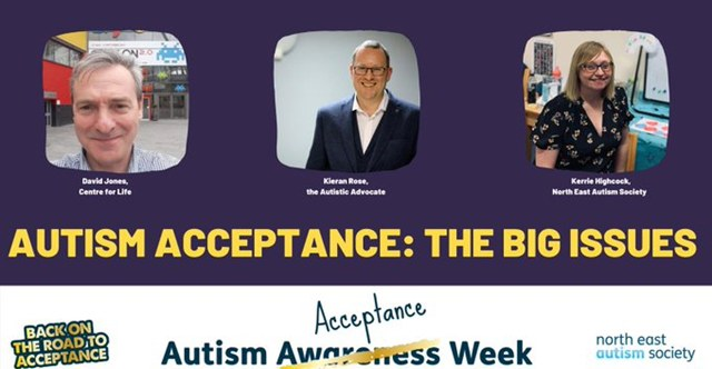 Autism Acceptance week - 30 March to 5 April