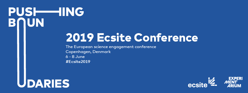 Save the date: #Ecsite2019 on 6-8 June in Copenhagen, Denmark