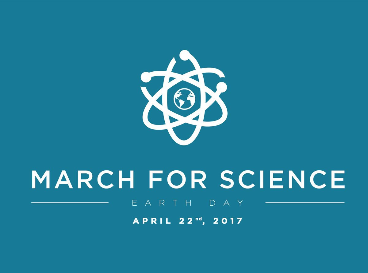March for Science logo - 22 April 2017