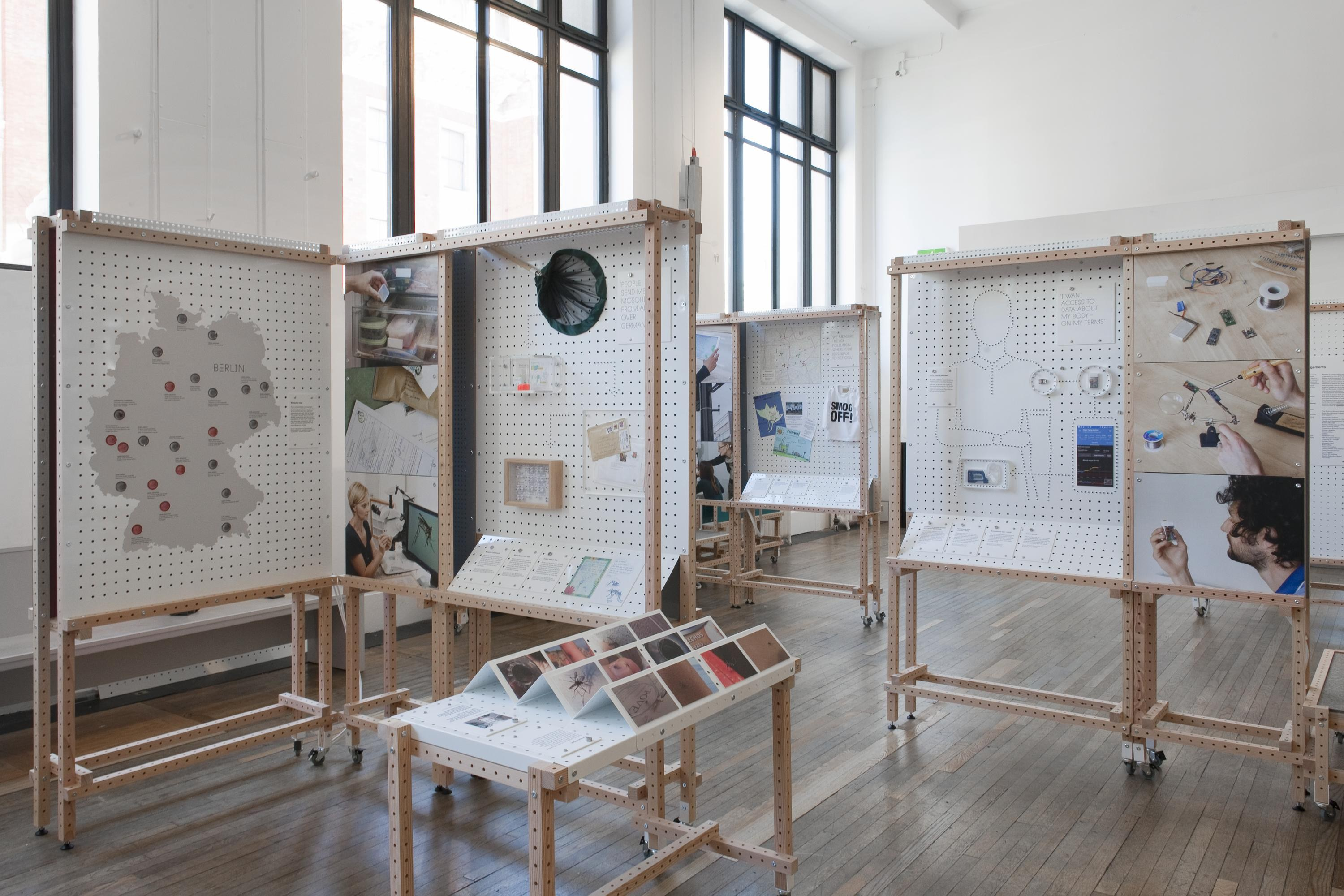 """""""Beyond the Lab"""", the Sparks exhibition. Pic © The Board of Trustees of the Science Museum"""
